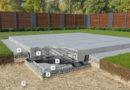 Виды и преимущества монолитной плиты фундамента для дома